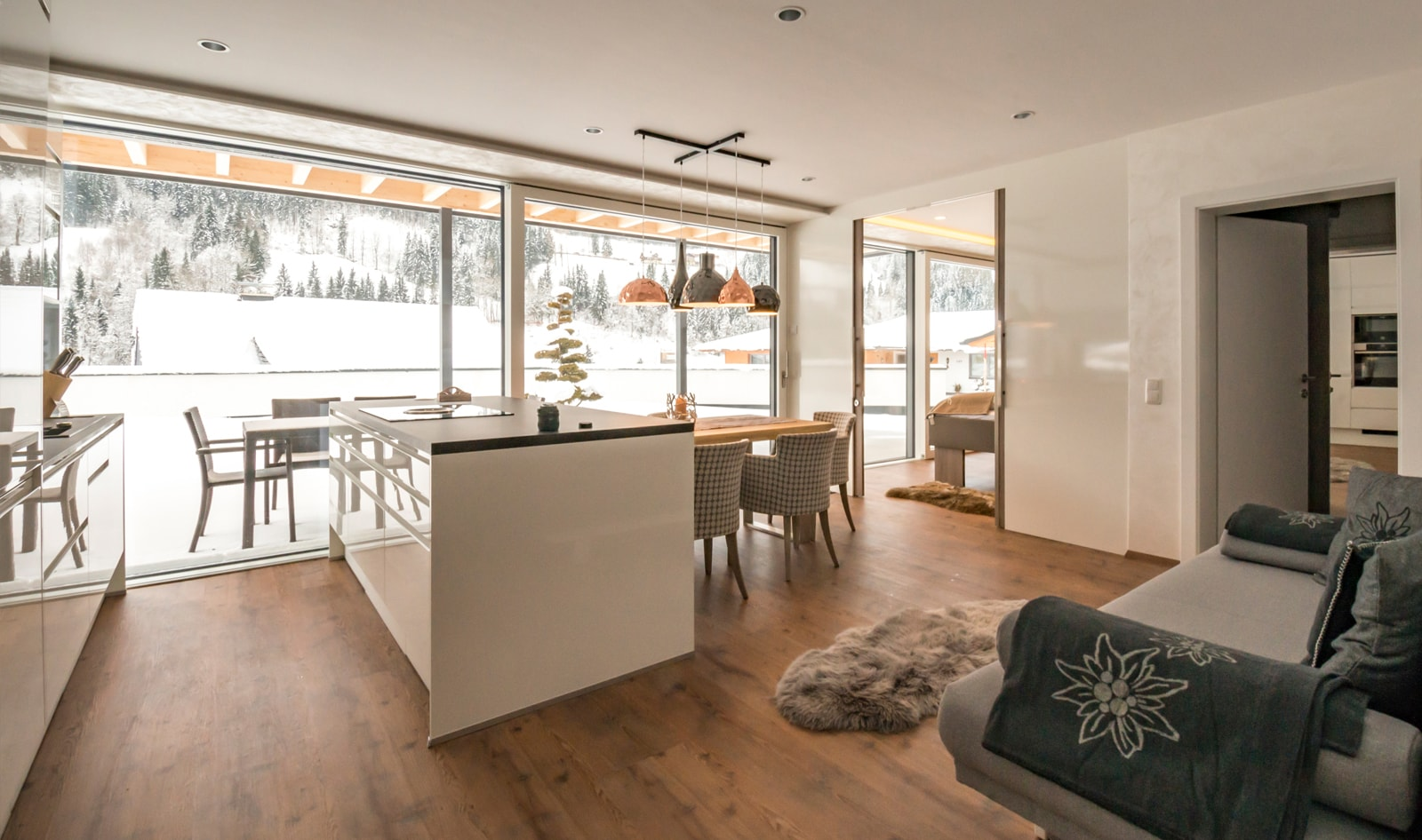 Appartements in Schladming